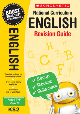 English Revision Guide - Year 3 by Catherine Casey
