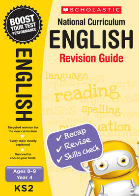 English Revision Guide - Year 4 by Catherine Casey