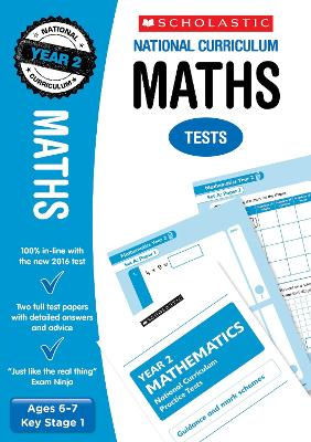 ` Maths Test - Year 2 by Ann Montague-Smith
