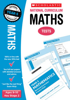 Maths Test - Year 5 by Paul Hollin