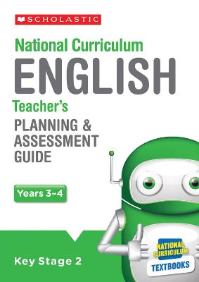 English Planning and Assessment Guide (Years 3-4) by Fiona Tomlinson