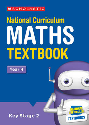 Maths Textbook (Year 4) by Paul Hollin