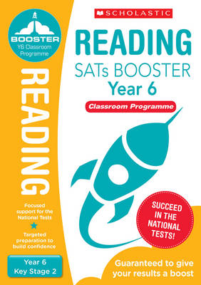 Reading Pack (Year 6) Classroom Programme by Graham Fletcher