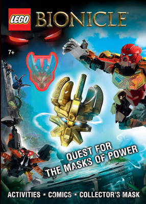 LEGO BIONICLE: Quest for the Masks of Power by Ameet Studio (Firm)
