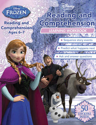 Frozen - Reading Practice (Year 2, Ages 6-7) by