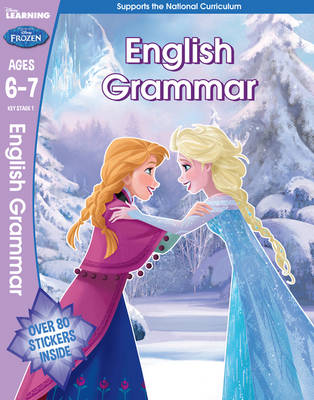 Frozen - English Grammar (Year 2, Ages 6-7) by
