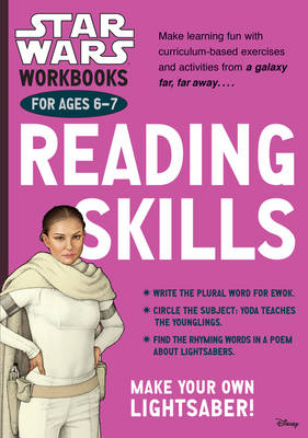 Star Wars Workbooks: Reading Skills - Ages 6-7 by Scholastic