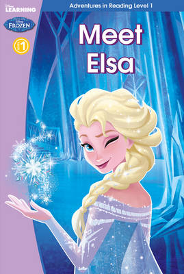 Frozen: Meet Elsa (Level 2) by
