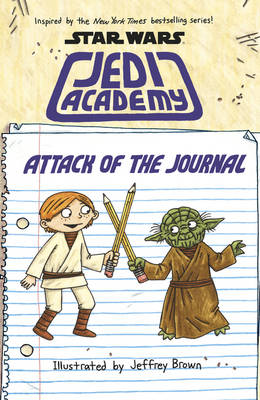 Attack of the Journal by Jeffrey Brown