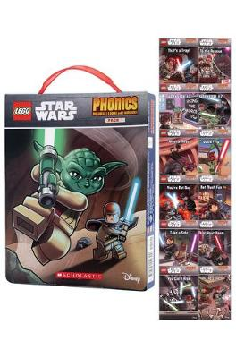 LEGO STAR WARS: Phonics Box Set by Quinlan B. Lee