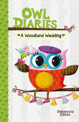 A Woodland Wedding by Rebecca Elliott