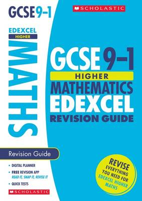 Maths Higher Revision Guide for Edexcel by Steve Doyle