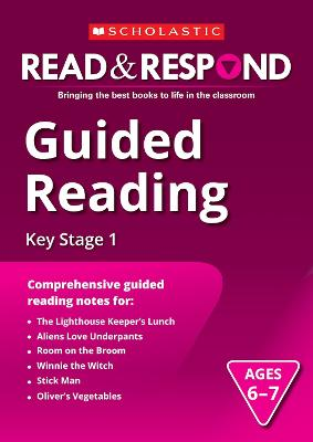 Guided Reading (Ages 6-7) by Sarah Snashall, Samantha Pope, Jean Evans