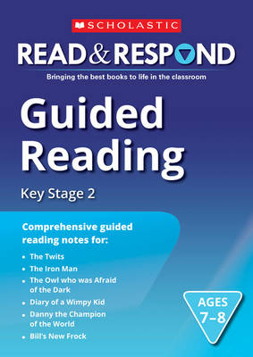 Guided Reading (Ages 7-8) by Samantha Pope, Pam Dowson, Debbie Ridgard, Sarah Ellen Burt