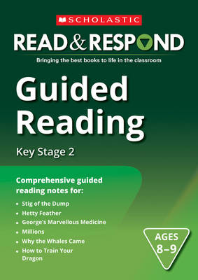 Guided Reading (Ages 8-9) by Sarah Snashall, Pam Dowson, Eileen Jones, Samantha Pope