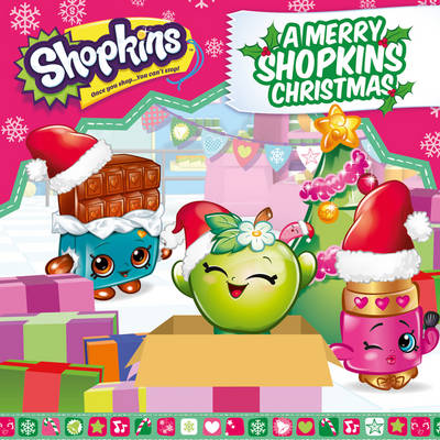 A Merry Shopkins Christmas by Meredith Rusu