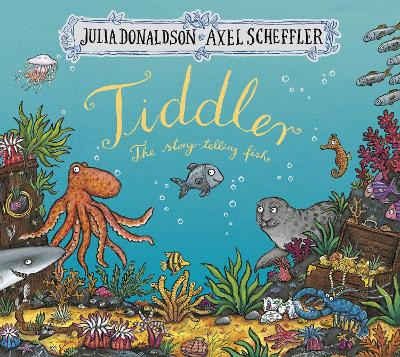Tiddler Gift-ed by Julia Donaldson
