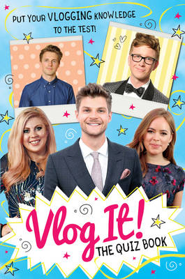 Vlog It! The Quiz Book by Scholastic