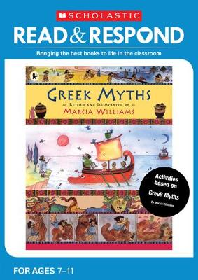 Greek Myths by Eileen Jones