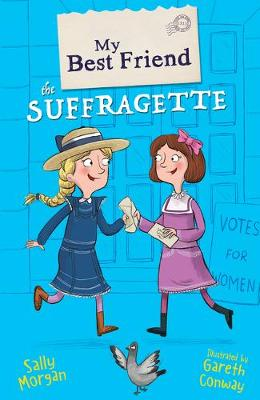 Suffragette by Sally Morgan