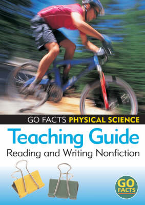 Physical Science Teaching Guide Reading and Writing Nonfiction by Katrin Cornell, Leone Stumbaum
