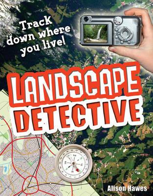 Landscape Detective Age 7-8, Average Readers by Alison Hawes