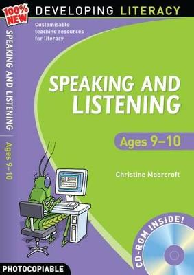 Speaking and Listening: Ages 9-10 by Christine Moorcroft