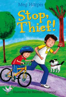 Stop, Thief! by Meg Harper