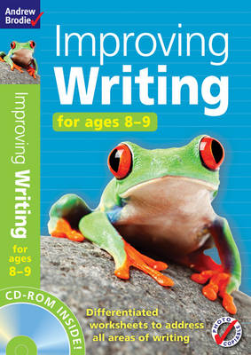 Improving Writing 8-9 by Andrew Brodie