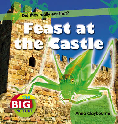 Feast at the Castle by Anna Claybourne, Anita Ganeri
