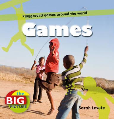 Games by Anita Ganeri