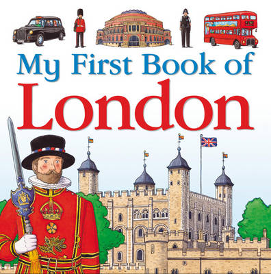 My First Book of London by Charlotte Guillain