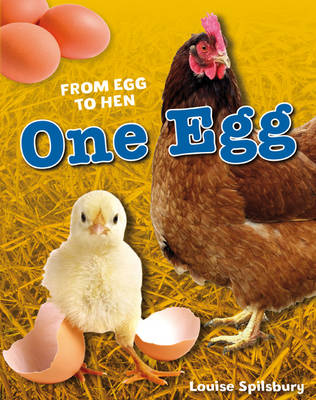 One Egg Age 6-7, Average Readers by Louise Spilsbury