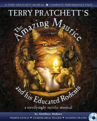 Terry Pratchett's The Amazing Maurice and his Educated Rodents by Terry Pratchett, Matthew Holmes