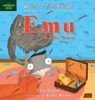Emu by Lisa Regan