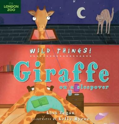 Giraffe by Lisa Regan