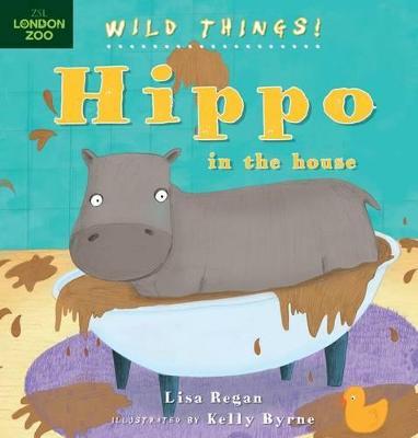 Hippo by Lisa Regan