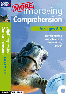 More Improving Comprehension 8-9 by Andrew Brodie