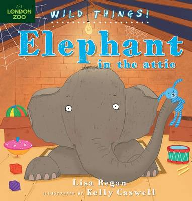 Elephant by Lisa Regan