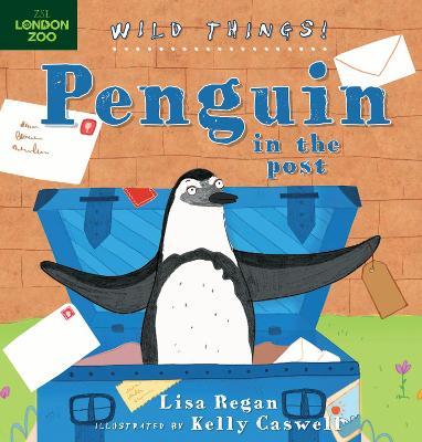 Penguin by Lisa Regan