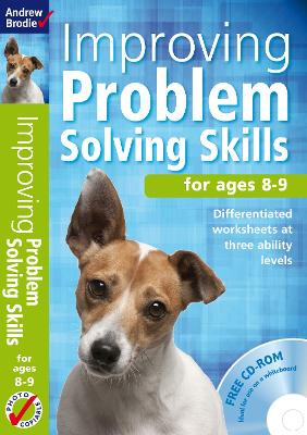 Improving Problem Solving Skills for ages 8-9 by Andrew Brodie