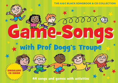 Game-songs with Prof Dogg's Troupe (Book + CD) new cover 44 Songs and Games with Activities by David McKee