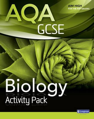 AQA GCSE Biology Activity Pack by Nigel English