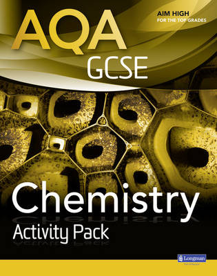 AQA GCSE Chemistry Activity Pack by Nigel English