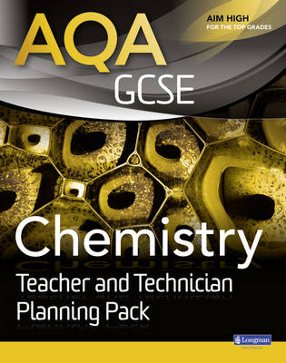 AQA GCSE Chemistry Teacher Pack by Nigel English