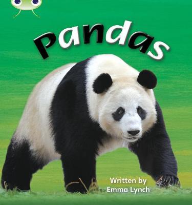 Bug Club Phonics Bug Non-fiction Set 09 Pandas by Emma Lynch