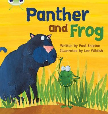 Phonics Bug Set 11 Panther and Frog by Paul Shipton