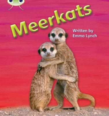 Bug Club Phonics Bug Non-fiction Set 22 Meerkats by Emma Lynch