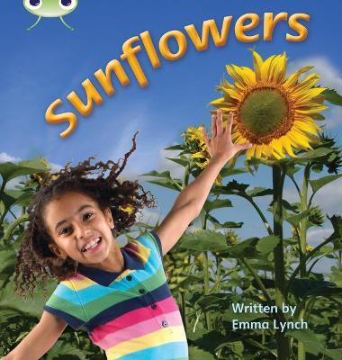 Bug Club Phonics Bug Non-fiction Set 20 Sunflowers by Emma Lynch