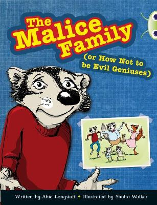 BC Brown B/3B The Malice Family by Abie Longstaff